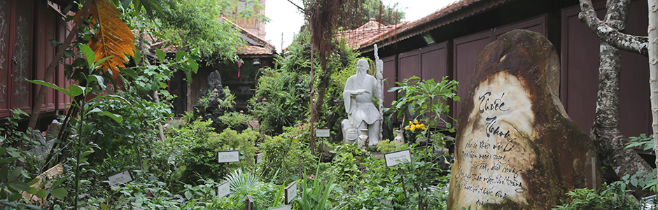 Museum of Traditional Vietnamese Pharmacy
